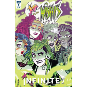 Jem and the Holograms: The Misfits: Infinite (2017) #1 VF/NM IDW