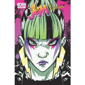 JEM & THE HOLOGRAMS (2015) #6 VF/NM IDW