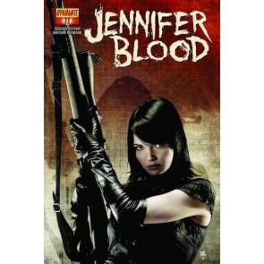 JENNIFER BLOOD #11 NM DYNAMITE GARTH ENNIS TIM BRADSTREET COVER