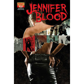 JENNIFER BLOOD #17 VF/NM DYNAMITE GARTH ENNIS TIM BRADSTREET COVER