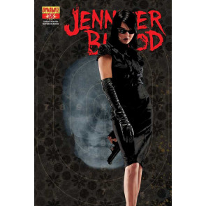 JENNIFER BLOOD #18 VF/NM DYNAMITE GARTH ENNIS TIM BRADSTREET COVER