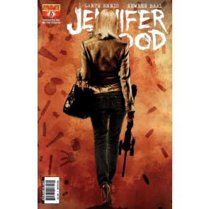 JENNIFER BLOOD #6 VF COVER A TIM BRADSTREET DYNAMITE