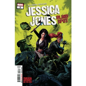 Jessica Jones Blind Spot (2020) #3 VF/NM Giangiordano Cover