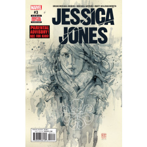 Jessica Jones (2016) #3 VF/NM David Mack Cover Bendis Gaydos Now!