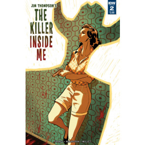 Jim Thompson's The Killer Inside Me (2016) #2 VF/NM Vic Malhotra Cover IDW