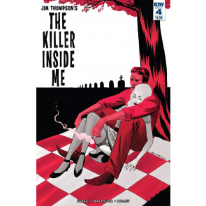 Jim Thompson's The Killer Inside Me (2016) #4 VF/NM Vic Malhotra Cover IDW