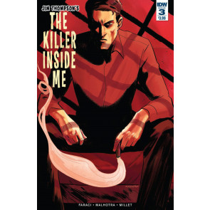 Jim Thompson's The Killer Inside Me (2016) #3 VF/NM Vic Malhotra Cover IDW