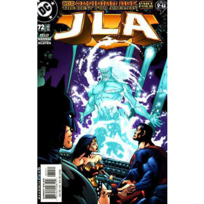 JLA (1997) #72 VF/NM THE OBSIDIAN AGE PART 4 JUSTICE LEAGUE OF AMERICA