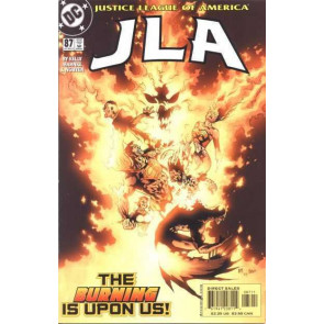 JLA (1997) #87 VF/NM JUSTICE LEAGUE OF AMERICA