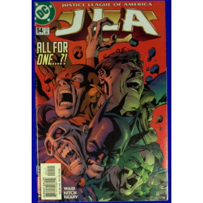 JLA # 54 JUSTICE LEAGUE OF AMERICA