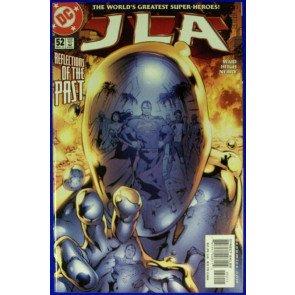 JLA # 52 JUSTICE LEAGUE OF AMERICA