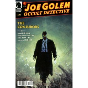 Joe Golem: Occult Detective--The Conjurors (2019) #2 of 5 VF/NM Mignola