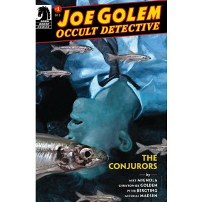 Joe Golem: Occult Detective--The Conjurors (2019) #1 of 5 VF/NM Mignola
