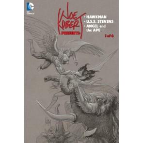 JOE KUBERT PRESENTS: #1 OF 6 NM HAWKMAN U.S.S. STEVENS ANGEL AND THE APE