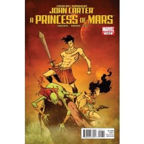 JOHN CARTER A PRINCESS OF MARS #1 OF 5 NM EDGAR RICE BURROUGHS'