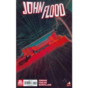 JOHN FLOOD (2015) #4 VF/NM BOOM!