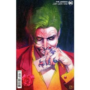 Joker (2021) #8 VF/NM Jorge Molina Variant Cover