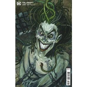 Joker (2021) #7 VF/NM Simone Bianchi Variant Cover