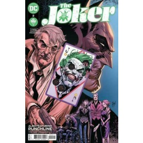 Joker (2021) #2 Covers A B C Surprise Bane Virgin Variant 1st App Daughter Bane