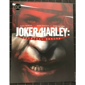 Joker Harley Criminal Sanity (2019) #1 NM & variant covers B & C 3 comics total