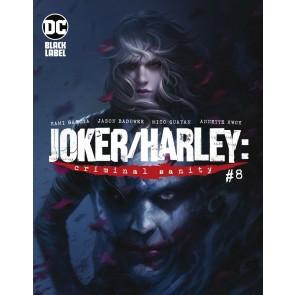 Joker/Harley: Criminal Sanity (2019) #8 VF/NM Francesco Mattina Cover