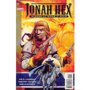 Jonah Hex: Riders of the Worm and Such (1995) #'s 1 2 3 4 5 Complete Set Vertigo