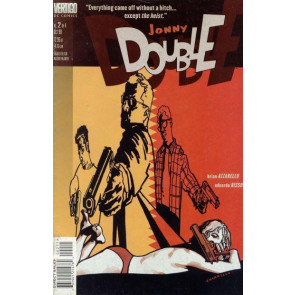 JONNY DOUBLE #2 VF/NM 1998 AZZARELLO RISSO VERTIGO