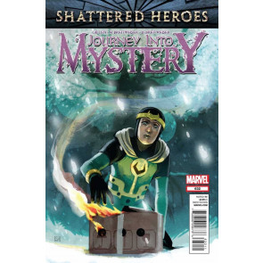 JOURNEY INTO MYSTERY #632 VF/NM SHATTERED HEROES