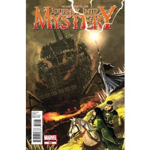 JOURNEY INTO MYSTERY #640 VF/NM