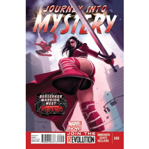 JOURNEY INTO MYSTERY #649 NM SUPERIOR SPIDER-MAN APP MARVEL NOW!