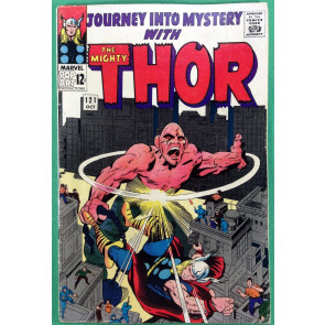 Journey into Mystery (1962) #121 FN- (5.5) featuring Thor