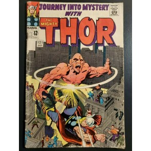 Journey into Mystery #121 (1965) G/VG (3.0) Absorbing Man cover Jack Kirby |