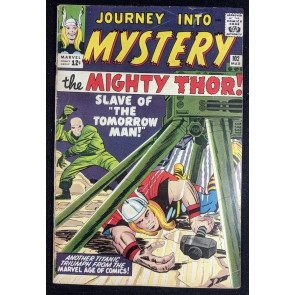 Journey into Mystery (1962) #102 VG+ (4.5) featuring Thor 1st app Lady Sif