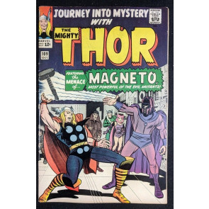 Journey into Mystery (1962) #109 FN (6.0) featuring Thor vs Magneto 1st x-over