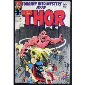 Journey into Mystery (1962) #121 FN (6.0) featuring Thor vs Absorbing Man