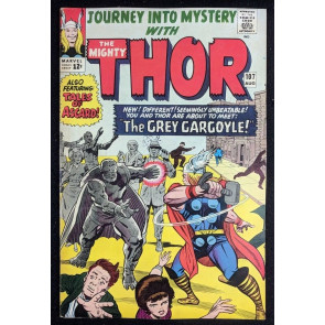 Journey into Mystery (1962) #107 FN (6.0) featuring Thor 1st app Grey Gargoyle
