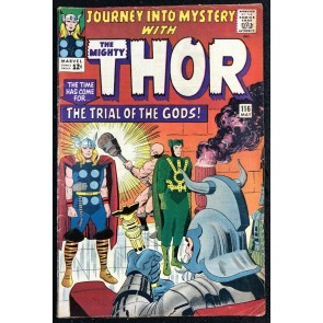 Journey into Mystery (1962) #116 FN (6.0) featuring Thor