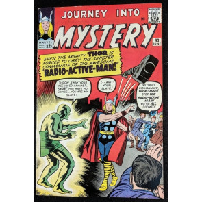 Journey into Mystery (1962) #93 FN/VF (7.0) featuring Thor