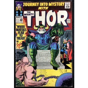 Journey into Mystery (1962) #122 FN- (5.5) featuring Thor