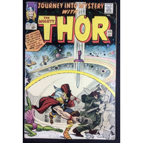 Journey into Mystery (1962) #111 VG+ (4.5) featuring Thor