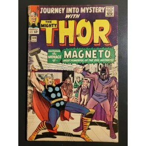 Journey Into Mystery #109 (1964) VF (4.0) Magneto, Quicksilver, Scarlet Witch 
