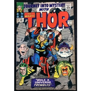 Journey into Mystery (1962) #123 FN (6.0) featuring Thor