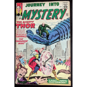 Journey into Mystery (1962) #101 VG/FN (5.0) featuring Thor