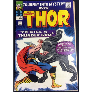 Journey into Mystery (1962) #118 VG- (3.5) featuring Thor 1st app Destroyer