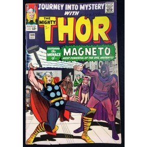Journey into Mystery (1952) #109 VG/FN (5.0) featuring Thor Magneto cover