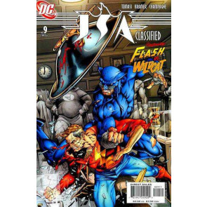 JSA CLASSIFIED #'s 8, 9 COMPLETE