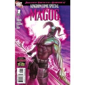 JSA KINGDOM COME SPECIAL: MAGOG #1 VF/NM ONE-SHOT ALEX ROSS COVER