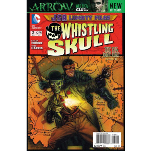 JSA LIBERTY FILES: THE WHISTLING SKULL #2 OF 6 VF/NM