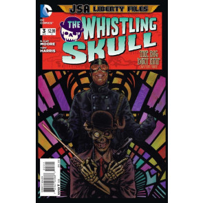JSA LIBERTY FILES: THE WHISTLING SKULL #3 OF 6 VF/NM