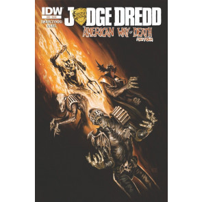 JUDGE DREDD (2012) #20 VF/NM IDW